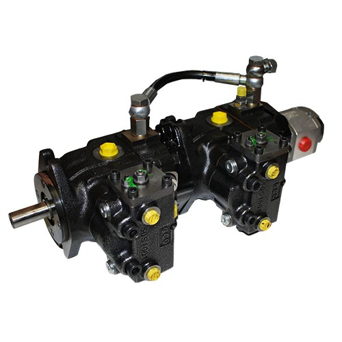 Poclain Transmission Pumps