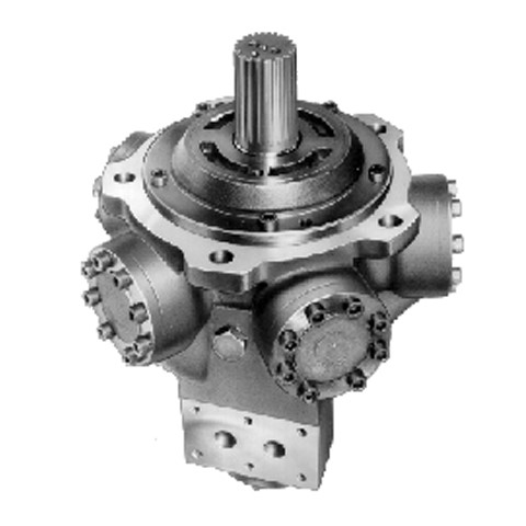 Kayaba Radial Piston Motors